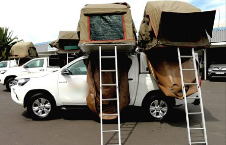 Toyota Hilux_left side of the vehicle