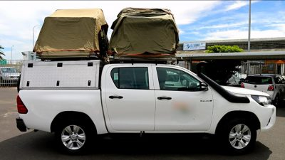Toyota Hilux_right side of the vehicle