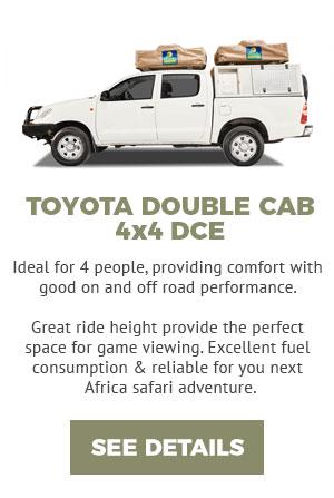 Toyota DCE 4x4