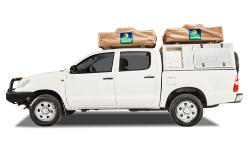Toyota Double Cab automatic 4x4