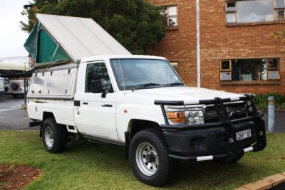 Toyota Landcruiser Single Cab 4x4 SLE1