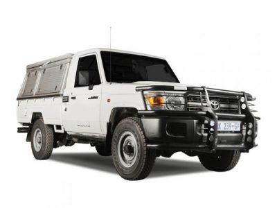 Toyota Landcruiser Single Cab 4x4 SLE4